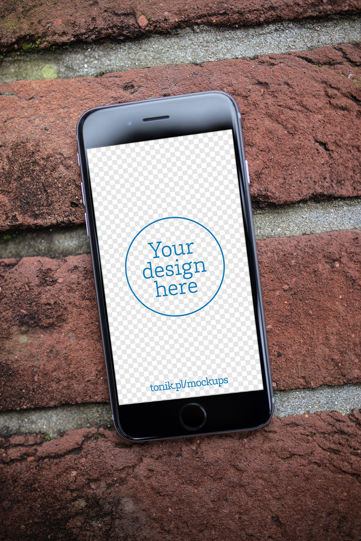12 Free iPhone 6 PSD Mockups