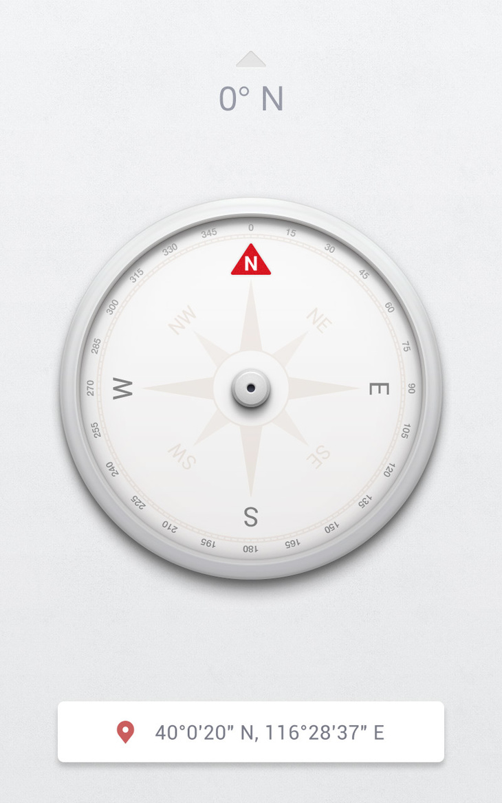 Free Compass PSD