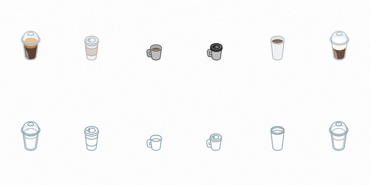 Free Coffee Icons Set