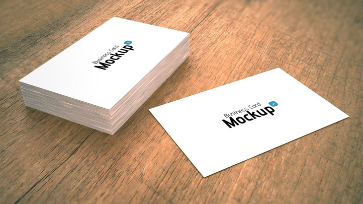 Free Business Card PSD Template Free PSD File - Business cards psd template