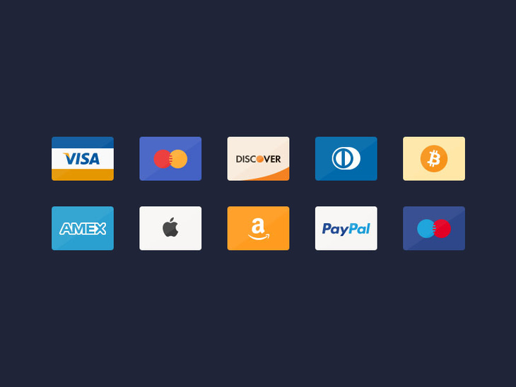 Credit Cards PSD