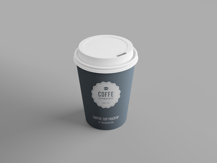 2 Plastic Cup Mockups