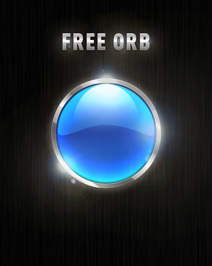 Free Orb Button