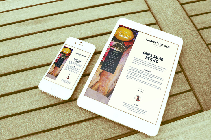 Photorealistic PSD Mockups iPhone and iPad