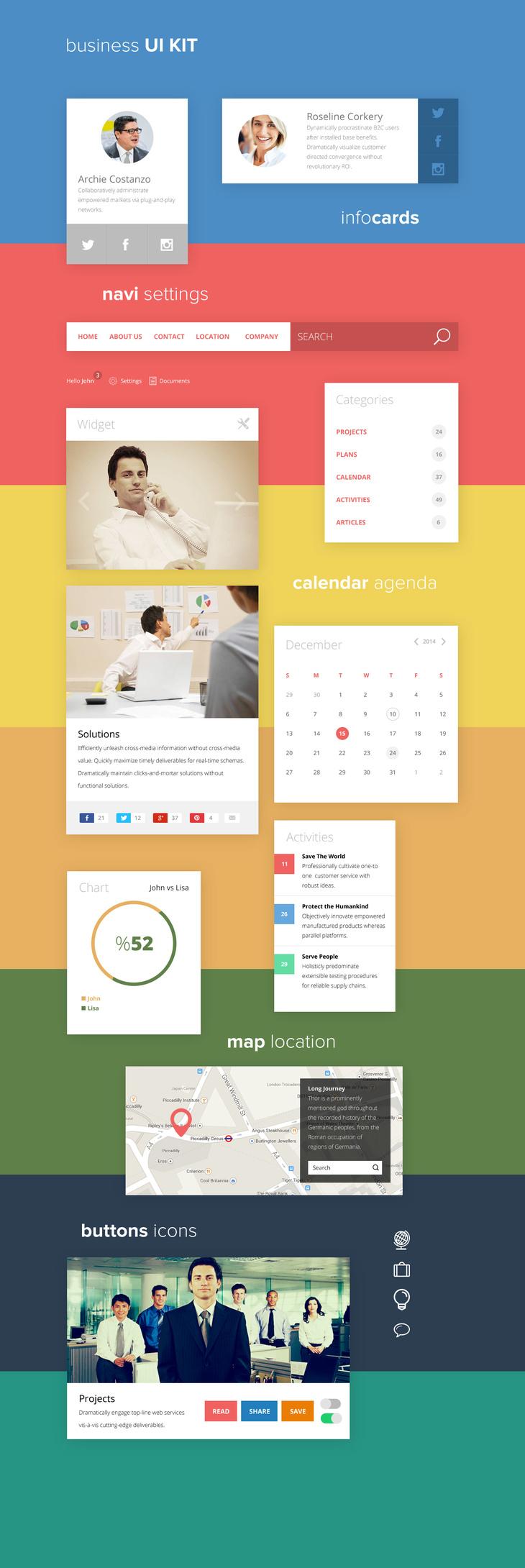 Business UI Kit