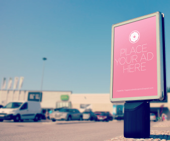 Outdoor Billboards Mockups