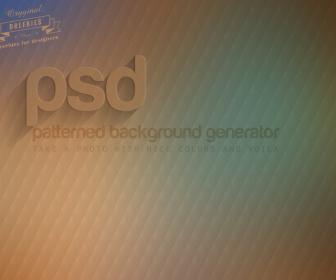Blurred Background Generator