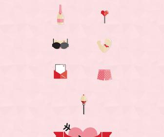 9 Sexy Valentine Icons